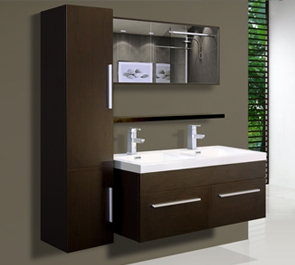 Vanities for Fabrique meuble a lavabo